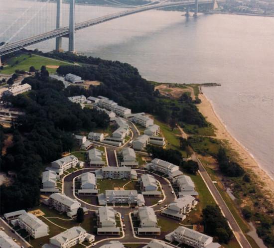 U.S. Naval Academy Housing